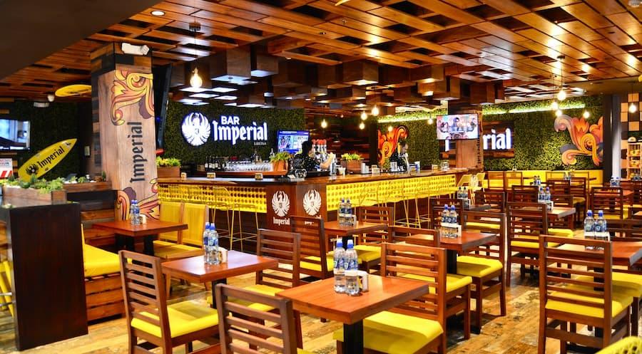 Bar Imperial Liberia Airport